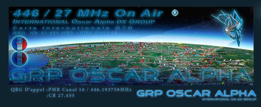 446 / 27 MHz On Air